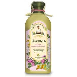 Sampon impotriva Caderii Parului cu Extracte din 5 plante Spumante Retetele Bunicii Agafia, 350ml