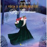 Viata si aventurile lui Mos Craciun - L. Frank Baum - editura Vellant