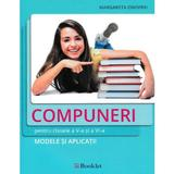 Compuneri pentru clasele 5-6. Modele si aplicatii - Margareta Onofrei, editura Booklet
