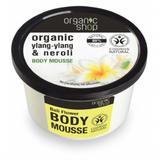 Mousse Corporal cu Extracte de Neroli si Ylang-Ylang Bali Flower Organic Shop, 250ml