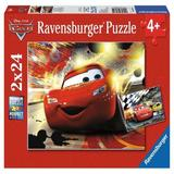 Puzzle cars, 2x24 piese - Ravensburger