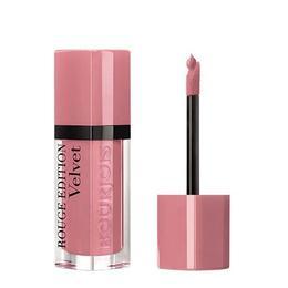 Ruj Bourjois Rouge Edition Velvet 10 Don`t Pink Of It 7.7 ml