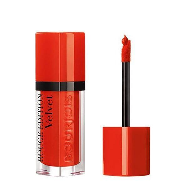 Ruj Bourjois Rouge Edition Velvet 20 Poppy Days 7.7ml poza