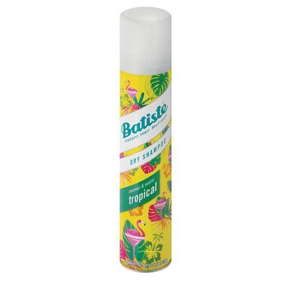 Șampon uscat cu parfum de fructe tropicale Batiste Tropical 200 ml imagine produs