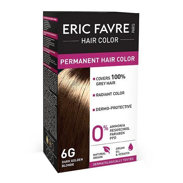 Eric Favre Hair Color Vopsea de păr 8C Blond arămiu imagine produs