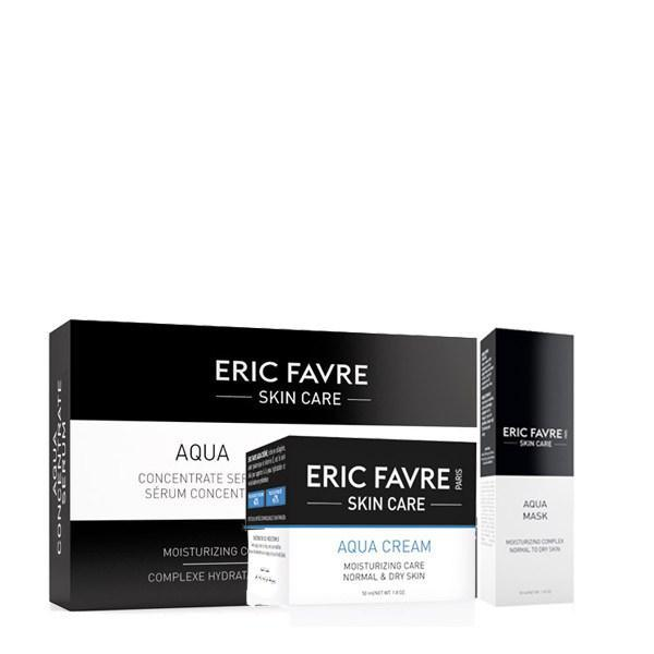Eric Favre Skin Care Aqua Set hidratant