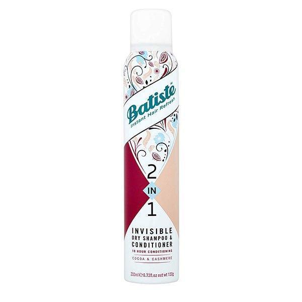 Batiste Șampon uscat 2în1 Cocoa & Cashmere 200ml imagine produs