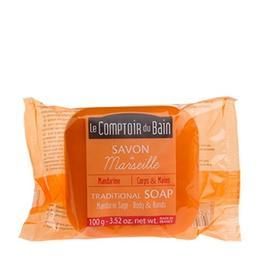 Le Comptoir du Bain Săpun de Marsilia Mandarine și Salvie 100g
