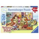 Puzzle winnie the pooh, 2x24 piese - Ravensburger