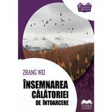 Insemnarea calatoriei de intoarcere - Zhang Wei, editura Ideea Europeana