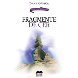 Fragmente de cer - Dana Oprica, editura Ideea Europeana