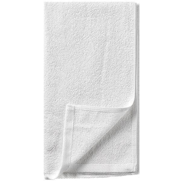 Prosop din Bumbac Alb - Beautyfor Cotton Towel White, 50 x 90cm esteto.ro