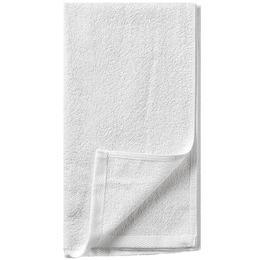 Prosop din Bumbac Alb – Beautyfor Cotton Towel White, 50 x 90cm de la esteto.ro