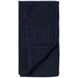 Prosop din Bumbac Albastru Inchis – Beautyfor Cotton Towel Dark Blue, 50 x 90cm de la esteto.ro