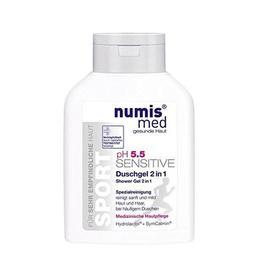 Gel de duș 2 in1 Numis Med Sensitive 200 ml