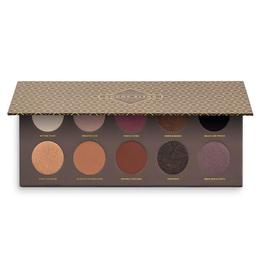Paleta de farduri de pleoape Zoeva Cocoa Blend Eyeshadow, 17 g