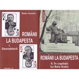 Romanii la budapesta vol.1+2 - radu cosmin, editura Saeculum I.o.