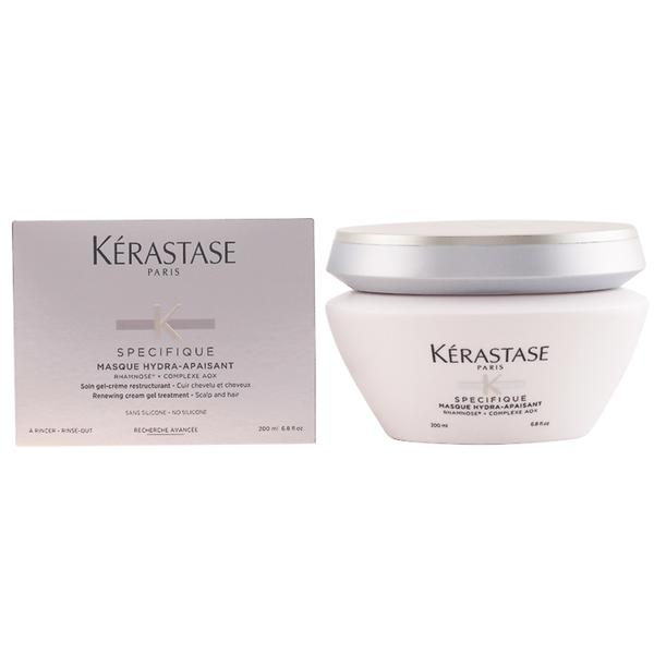 Masca-Tratament pentru Hidratare si Regenerare - Kerastase Specifique Masque Hydra-Apaisant Renewing Cream Gel Treatment, 200ml