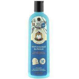 Balsam Hidratant Regenerant cu Extracte de Mur Pitic si Merisor Retetele Bunicii Agafia, 280ml
