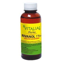 Rivanol 0.1% Vitalia, 200ml