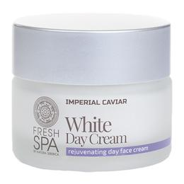Crema Faciala Rejuvenanta de Zi cu Extract de Caviar si Proteine Lactice Natura Siberica, 50ml