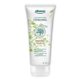Gel de duș pentru piele acneică Alkmene Tea Tree 200 ml
