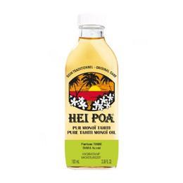 Ulei de Monoi AO cu parfum de Tiară - Hei Poa Tahiti 100 ml