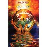 Triunghiul de foc - Nicoleta Tudor, editura Librex Publishing