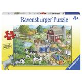 Puzzle ferma, 60 piese - Ravensburger