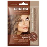 Vopsea Crema Vegetala Henna Fitocosmetic, Blond Natural, 50ml