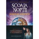 Scoala noptii - Deborah Harkness, editura Litera