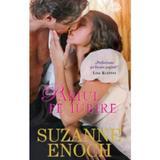Pariul pe iubire - Suzanne Enoch, editura Litera