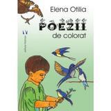 Poezii de colorat - Elena Otilia, editura Vremea