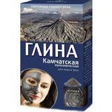 Argila Cosmetica Vulcanica Neagra din Kamceatka cu Efect de Lifting Fitocosmetic, 100g