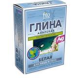 Argila Cosmetica Alba de Anapa cu Efect Mineralizant Fitocosmetic, 100g