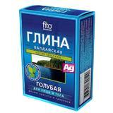 Argila Cosmetica Albastra din Valday cu Efect Rejuvenant Fitocosmetic, 100g