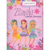 Zanele - Creeaza modelele tale cu autocolante, editura Arc