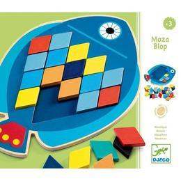 Puzzle mozaic pești - Djeco