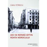Aici se repara ieftin roata norocului - Camil Petrescu, editura Actaeon Books
