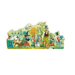 Puzzle gigant parada poveştilor - Djeco