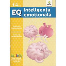 EQ 4 Ani Inteligenta emotionala, editura Gama
