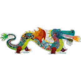 Puzzle gigant dragon - Djeco