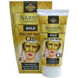 Masca Peel-Off Antirid cu Aur si Coenzima Q10 Gold Narsya Beauty Arsy Cosmetics, 100ml