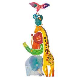 Puzzle gigant animale jungla - Djeco