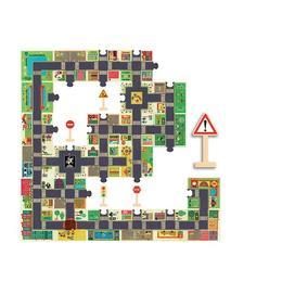 Puzzle gigant orașul - Djeco