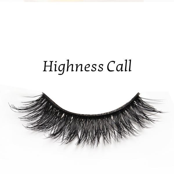 Gene false banda par natural Splendor Lashes Highness Call imagine produs