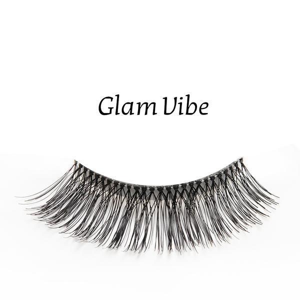 Gene false banda par natural Splendor Lashes Glam Vibe imagine produs