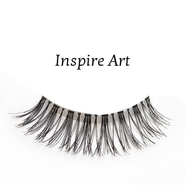 Gene false banda par natural Splendor Lashes Inspire Art imagine produs