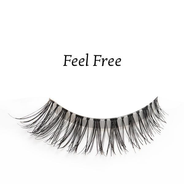 Gene false banda par natural Splendor Lashes Feel Free imagine produs