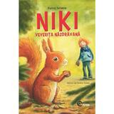 Niki, veverita nazdravana / Nero, detectivul nataflet - Petra Wiese, editura Booklet